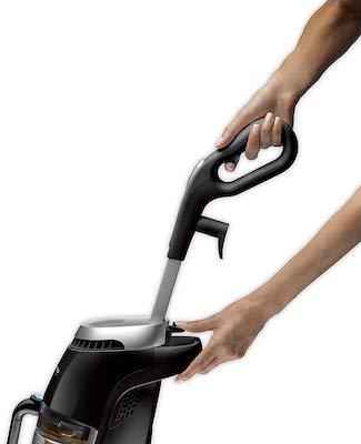 La maniabilité de cet aspirateur nettoyeur vapeur Rowenta