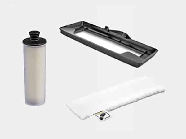 Les accessoires du Karcher SC3 Upright